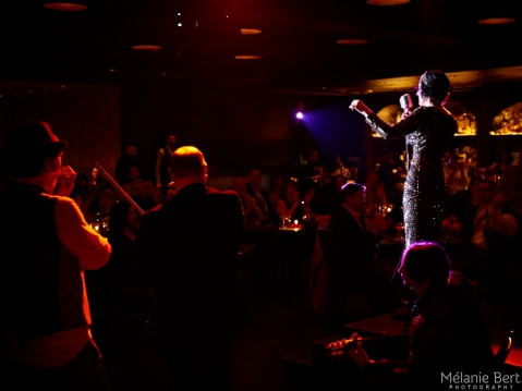 Le Nu : a Valentine's day themed burlesque and variety show by Michelle L'Amour